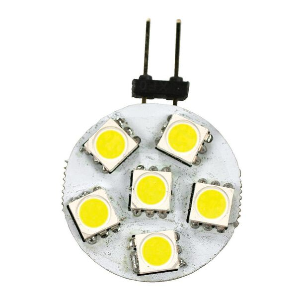 LED Replacement Bulbs, JC10 Disk, 2 Pack