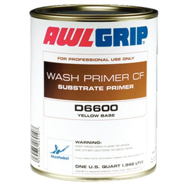 Awlgrip Wash Primer CF Yellow Base, Quart