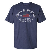 Smith & Wesson Men's American Tradition Short-Sleeve Tee