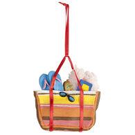 Beach Bag Ornament