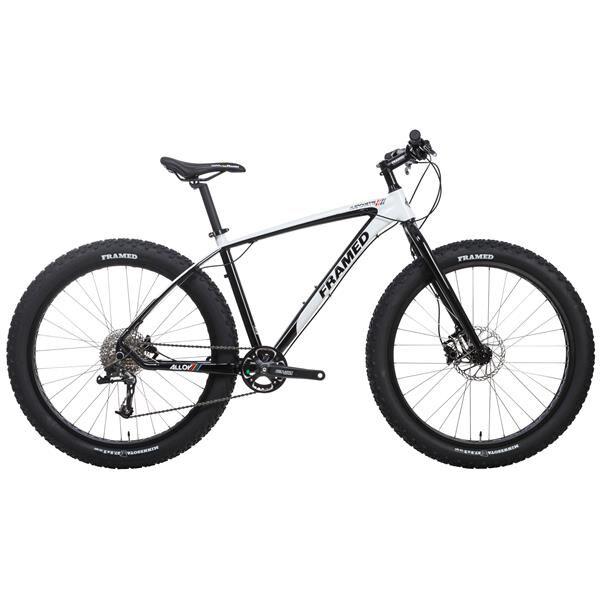 Framed Marquette Alloy Mountain Bike, SRAM X5, Rigid Fork