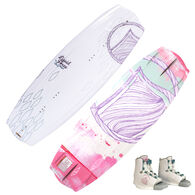 Liquid Force Angel Wakeboard With Angel Bindings