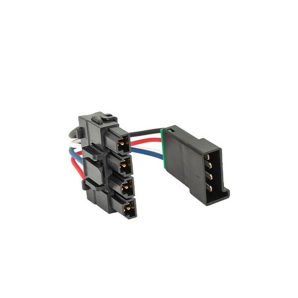REDARC Tow-Pro Brake Controller Harness for Tekonsha Wiring Harness, TPH-017