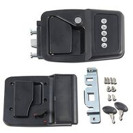 Electric Motorhome Door Lock