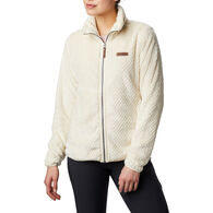 Columbia Women's Fire Side II Sherpa Full-Zip Fleece Jacket