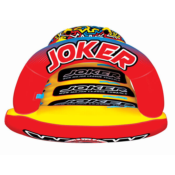 WOW Joker 3-Person Towable Tube