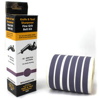 Work Sharp WSKTS 6000 Grit Silicon Carbide Belt Accessory Kit, 6-Pack