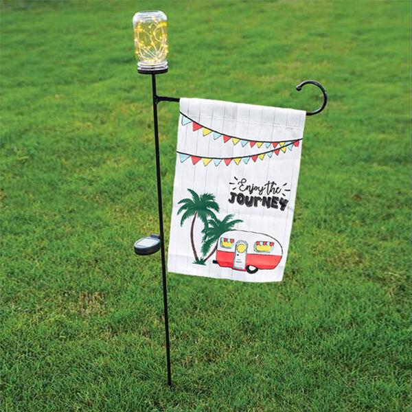 Enjoy the Journey Garden Flag