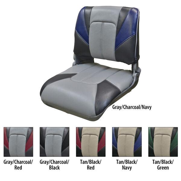 Overton's Pro Elite Folding Boat Seat