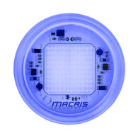 Macris Industries MIU Round Underwater Series Size 10 (18W) - Royal Blue
