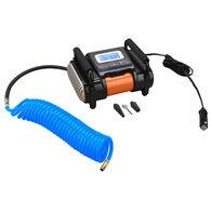 Bulldog Winch 100 PSI Portable Air Compressor, 1.2 CFM Automatic