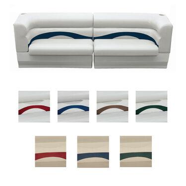 Toonmate Premium Pontoon Furniture Package Rear Side Group Gander