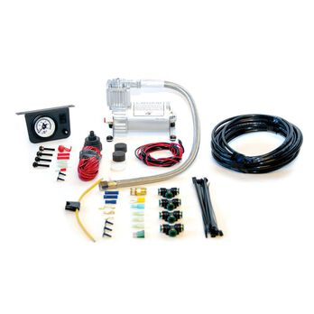 Load Controller I On-Board Air Compressor Control System - Single Needle