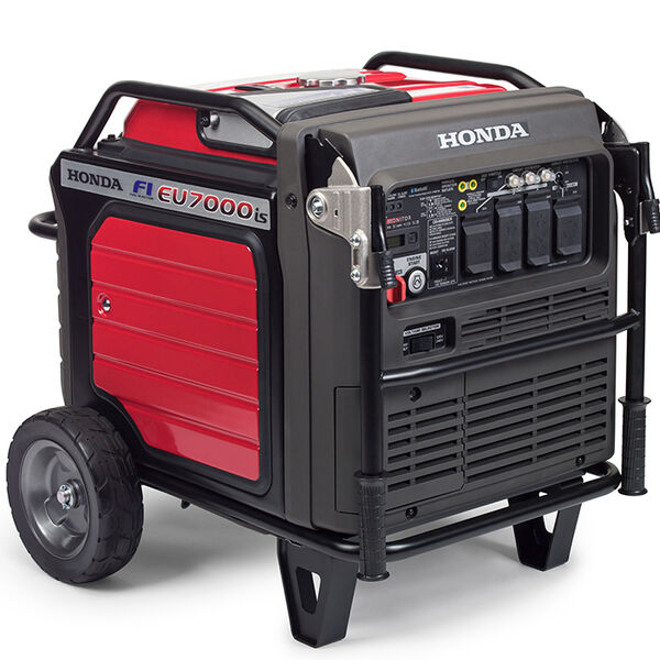 Honda EU7000iS 49-State Inverter Generator with CO-MINDER