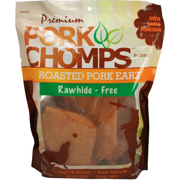 Scott Pet Pork Chomps Pork Earz, 10-Pack