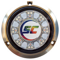 Shadow-Caster Full Color-Changing Bronze Underwater Light – 24 LEDs, RGB Multi-Color