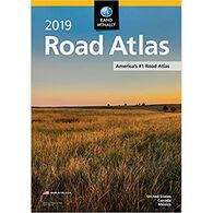 2019 Rand McNally Road Atlas, 95th Edition
