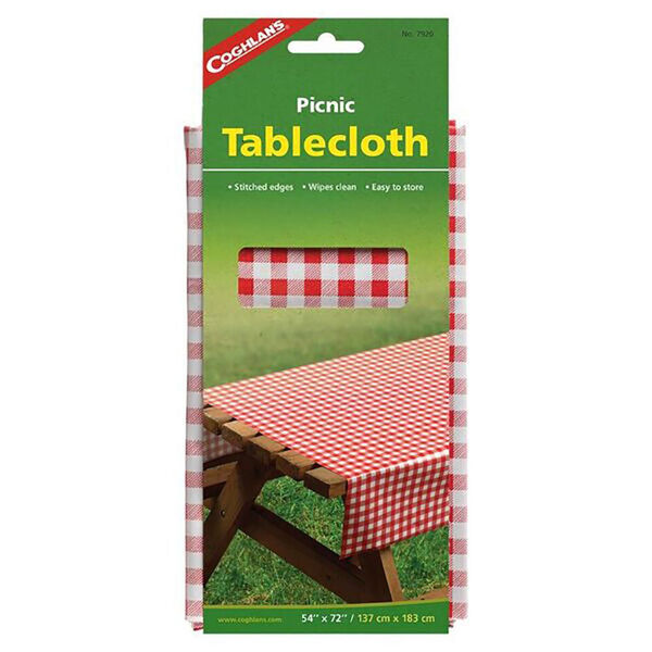 Coghlan's Camp Tablecloth