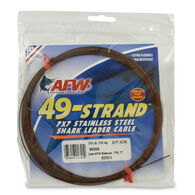 American Fishing Wire, 49-Strand Cable, 7x7
