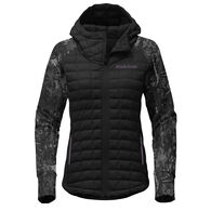 Black Antler Women's Puffer Full-Zip Jacket