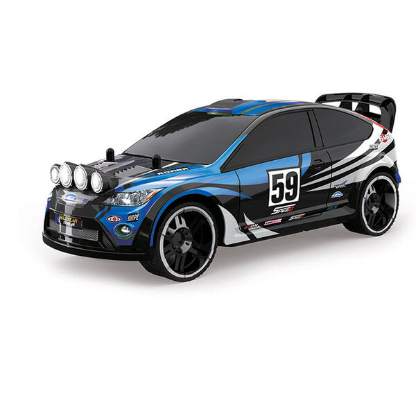 DGL Toys COMPAXX Remote-Controlled Rally Car