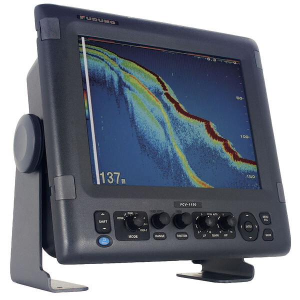 Furuno FCV-1150 Digital Sounder Without Transducer