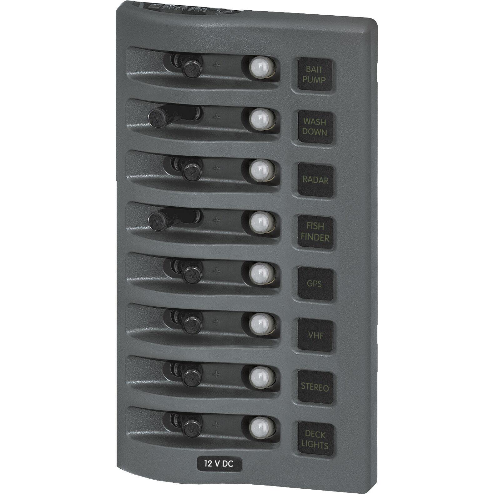 Circuit Breaker Panel Installation