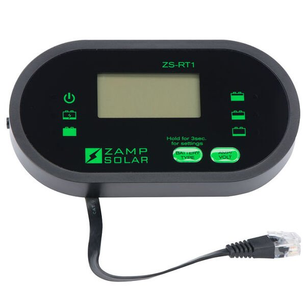 Zamp Solar Remote Digital Display