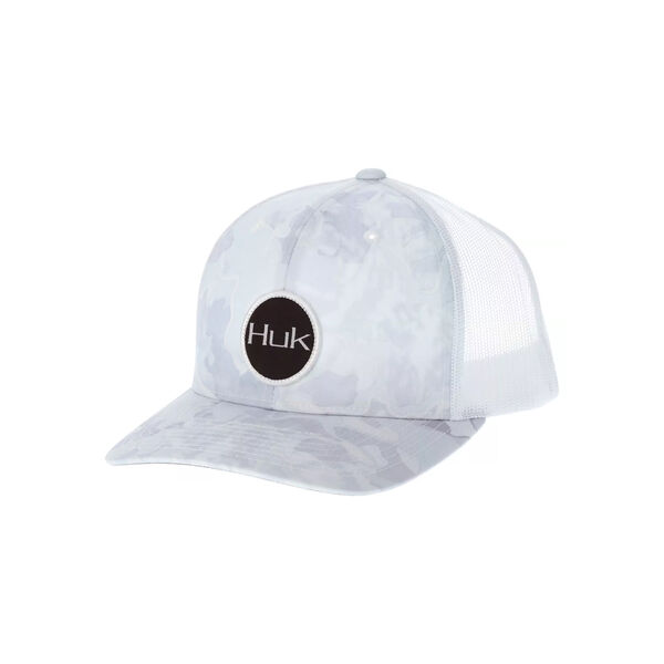 HUK Men's Camo Mesh Hat