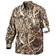 Drake Waterfowl Men's Wingshooter's Long-Sleeve Shirt