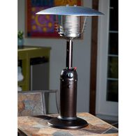 Hammer Tone Bronze Finish Table Top Patio Heater