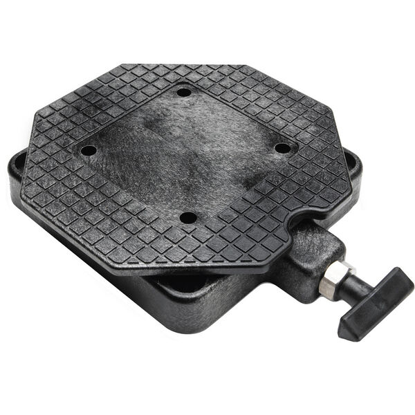 Low-Profile Swivel Base<br>