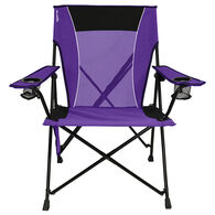Dual Lock Chair, Purple