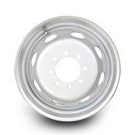 Boar Trailer Wheel, Hooper Dually 19.5 x 6.75 4.75 Center Bore