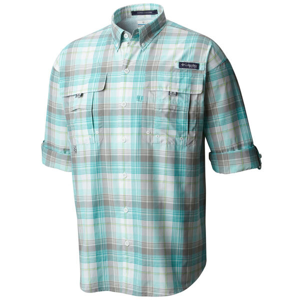 Columbia Men's PFG Super Bahama Long-Sleeve Shirt