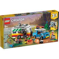 LEGO Creator Caravan Family Holiday Playset