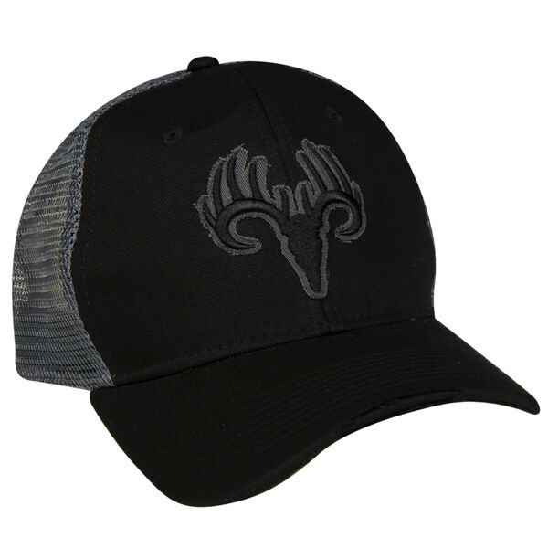 Stacks Skulled Mesh-Back Cap
