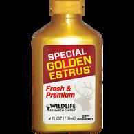 Wildlife Research Center Special Golden Estrus Deer Scent, 4 oz.