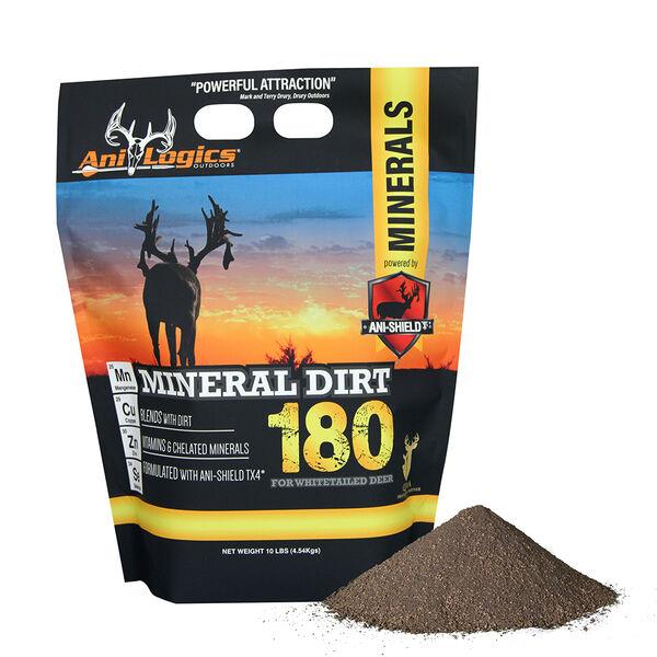 Ani-Logics Mineral Dirt 180, 10 lbs.