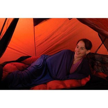 Sea to Summit Expander Travel Sleeping Bag Liner with Pillow Insert