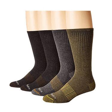 Columbia Heather Rib Crew Socks, 4-Pack