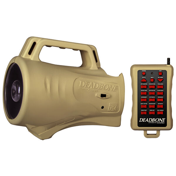 FOXPRO Deadbone DB-1 Electronic Predator Call