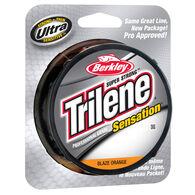 Berkley Trilene Sensation Monofilament Line Blaze Orange 330 Yds. 4-lb.