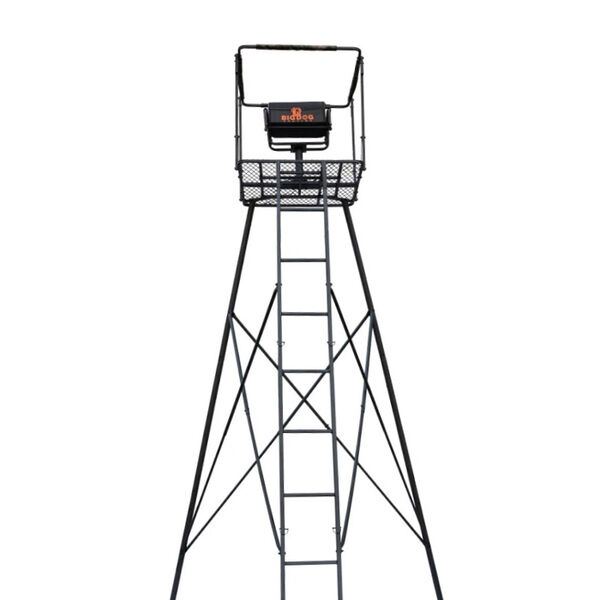 Big Dog Hunting 16' Command Tower with Ladder Entry