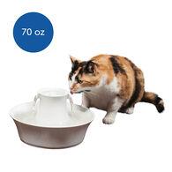 PetSafe® Drinkwell® Ceramic Avalon Pet Fountain, White