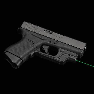 Crimson Trace Green Laserguard Sight for GLOCK 42 & 43