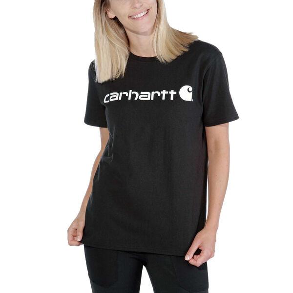 Carhartt Women's Workwear Logo Short-Sleeve Tee