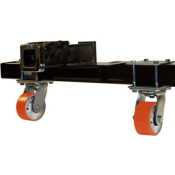 Skid Wheel Hitch Mount
