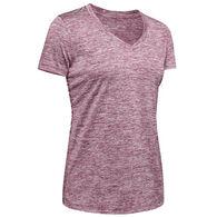 Under Armour Women's UA Tech Twist Short-Sleeve V-Neck Tee