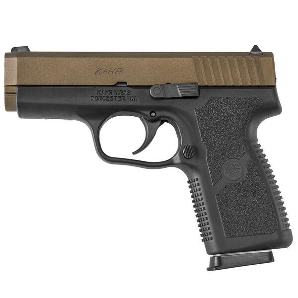 Kahr CW40 Burnt Bronze Handgun